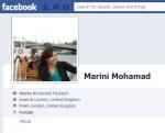 Marini Mohamad FB
