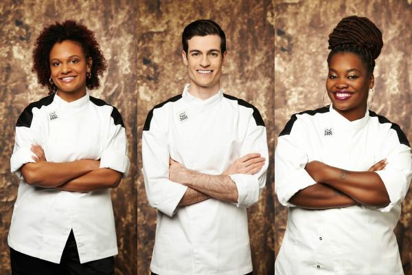 Meet the contestants of hell s kitchen season 15 for Hell s kitchen season 16 cast