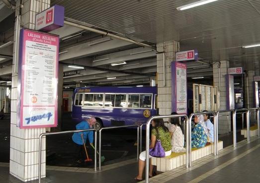 BSB Bus Terminal