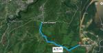 Polica Pos Lumapas to Kg Gadong, Limbang